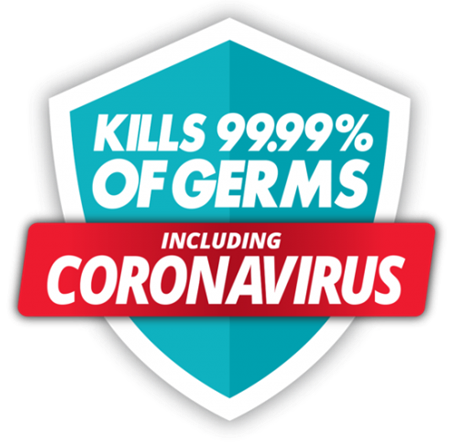 Sursol kills 99.99% of germs including covid 19