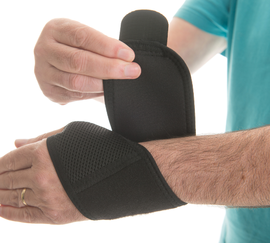 Fitting wrist support