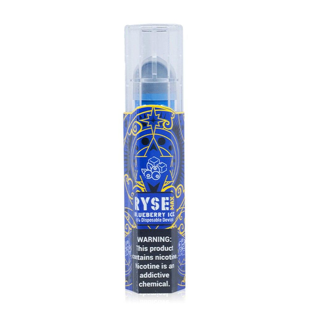 Ryse-Max-Disposable-E-Cigs-Ryse-6%-Blueberry-Ice