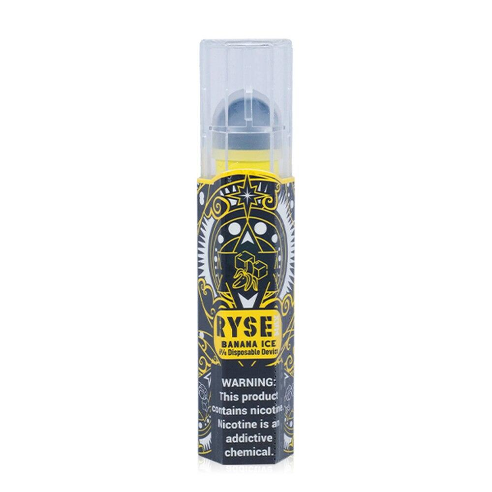 Ryse-Max-Disposable-E-Cigs-Ryse-6%-Banana-Ice