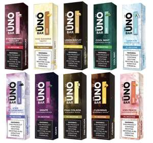 SKOL UNO Bar Disposable | 10-Pack | 500 Puffs