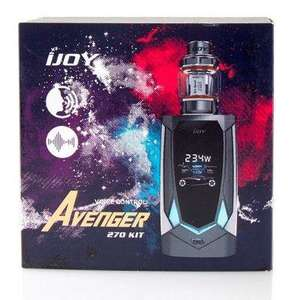 iJoy-Avenger-270-234W-Voice-Control-TC-Kit-with-6000mah-Batteries