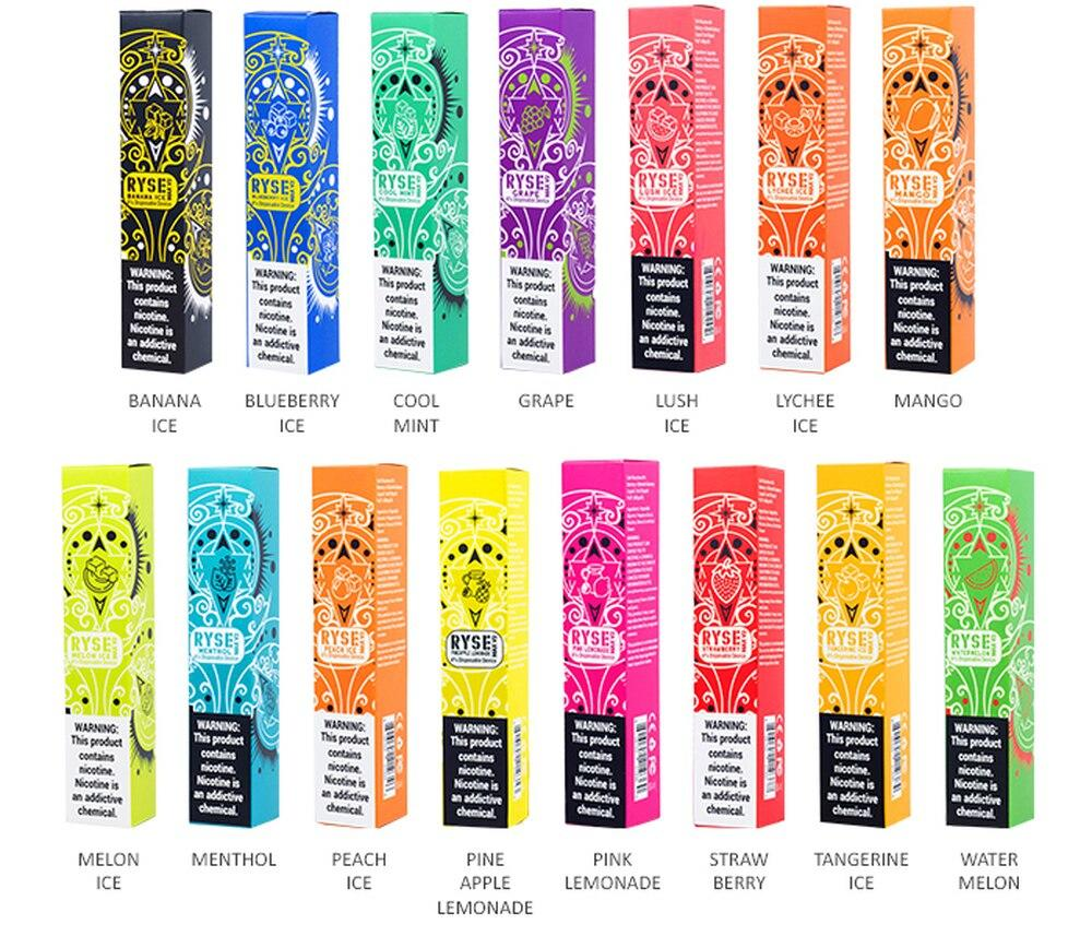 Ryse-Max-V2-Disposable-E-Cigs-6%-All-Colors