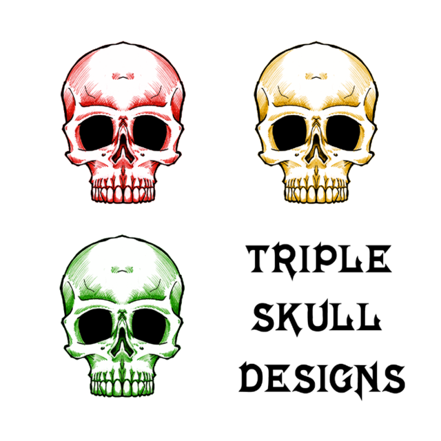 Triple Skull Designs
