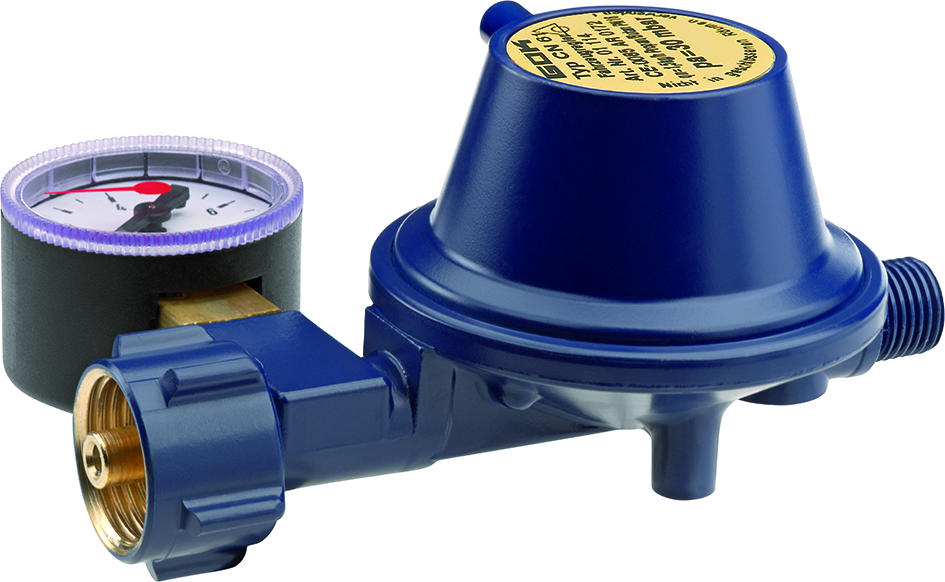 Marine LPG Regulators