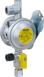 Caravan & Motor Home LPG Regulators