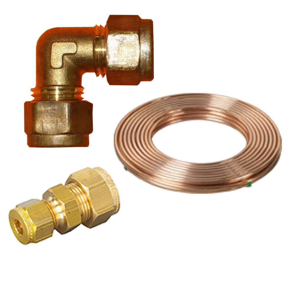 Copper Tube & Compression Fittings