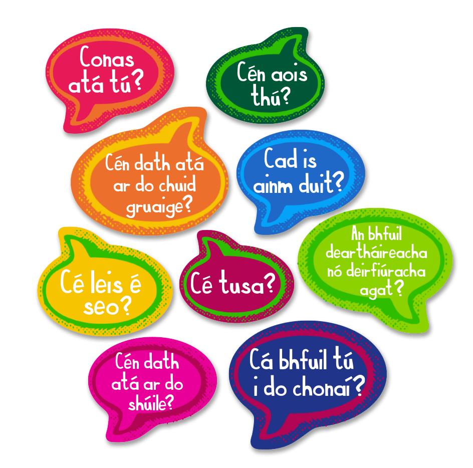 Gaeilge Irish