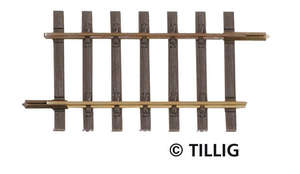 Tillig 85129 50mm Straight track length