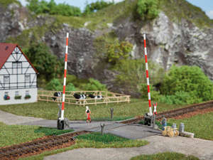 Auhagen 41604 Level crossing kit