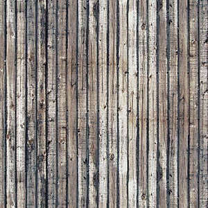 Busch 7420 2 Weathered Boards Card Sheets
