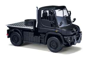 Busch 50929 Unimog U 430 Black Edition