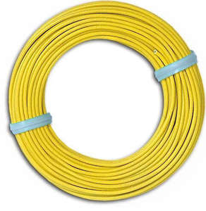 Busch 1791 Yellow stranded wire
