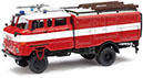 Busch 95121 ESPEWE: IFA W50 TLF Czech Fire Department
