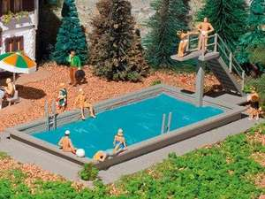 Vollmer 43809 Swimming Pool