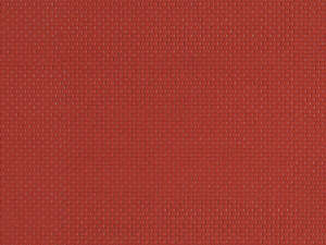 Auhagen 52212 2 Red Brick Decorative Plastic Sheets