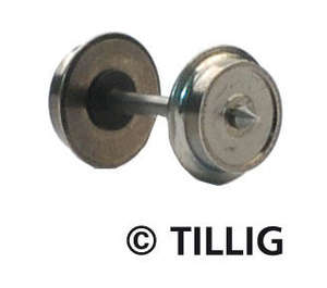 Tillig 08818 8 7.5 mm Metal wheel sets