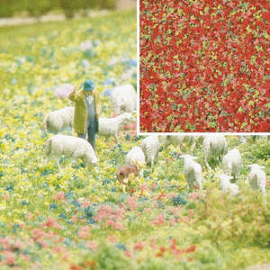 Busch 7357 Summer Flowers Micro Flock