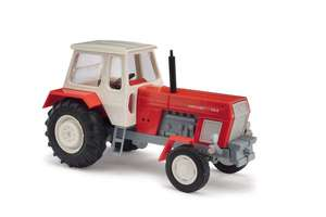 Busch 42843 Red Tractor Progress ZT300-D