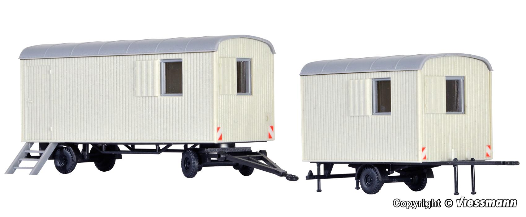 10278 KIBRI Construction trailer