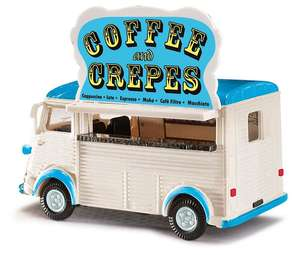 Busch 41926 Coffee and Crepes Citroen H
