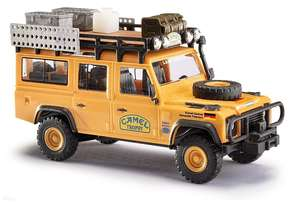 Busch 50373 German Land Rover Defender The Amazon Camel Trophy 1989