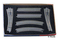 Tillig 01835 Track extension set - parallel circuit part 2