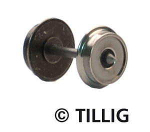 Tillig 08819 8mm Metal wheel set