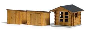 Busch 1529 2 Garden sheds and summer house
