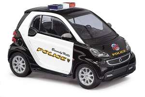 Busch 46223 Beverly Hills Police Smart Fortwo
