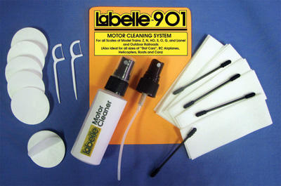 Featured Product - Labelle Motor Cleaning System