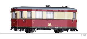 Tillig 02945 Rail car 187 001 3 of the DR  Ep  IV