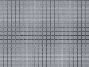Auhagen 52221 2 Grey Square Paving Decorative Plastic Sheets