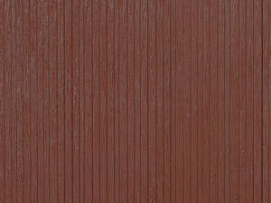 Auhagen 52420 Brown wood wall panel plastic sheet