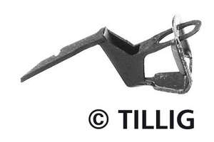 Tillig 08823 50 In-house coupling mounts