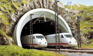 Busch 8194 Ice-Tunnelportal N