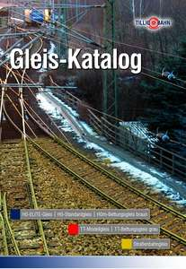 Tillig 09588 Track Catalogue