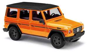 Busch 51464 Orange Mercedes G Class 08 Touring