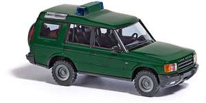 Busch 51925 Customs Land Rover Discovery