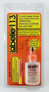 Labelle 113 Large scale operating knuckle coupler oil with PTFE