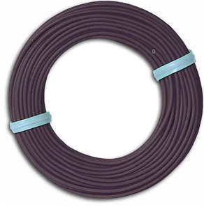 Busch 1795 Black stranded wire