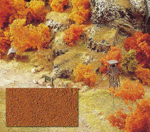 Busch 7325 Orange / Brown Autumn Flock