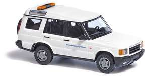 Busch 51927 Land Rover Discovery THW