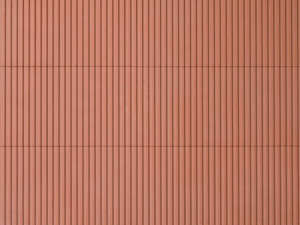 Auhagen 52232 2 Brown Industrial Cladding Decorative Plastic Sheets