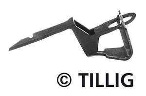 Tillig 08824 50 In-house coupling mounts