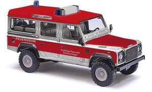 Busch 50311 Land Rover Defender Fire