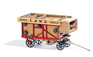 Busch 8368 Lanz Threshing machine