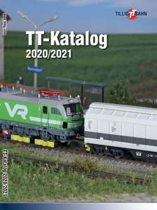 Tillig 09589 TT catalogue 2020/2021