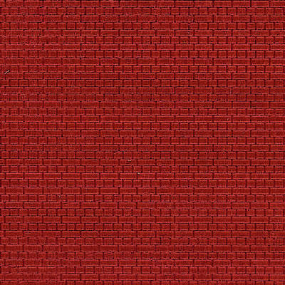 Kibri 34147 Brick wall plastic sheet