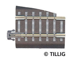 Tillig 83721 Bedding track piece G5